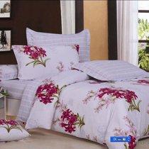 Комплект постельного белья C-61, цвет белый, размер 1.5-спальный - Valtery