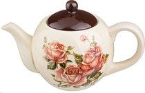 Чайник Заварочный Корейская Роза 900 Мл. - Huachen Ceramics