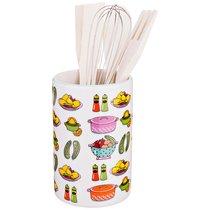 Подставка Для Кухонных Принадлежностей Vegetable 10x10x15,5 см Без Упаковки - Hebei Grinding Wheel Factory