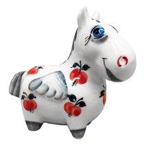 Статуэтка фарфоровая Лошадка Пегас - Веселый фарфор