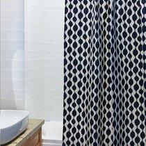 Штора для ванной Traffic Cuts&Pieces, 180х200 см - Tkano