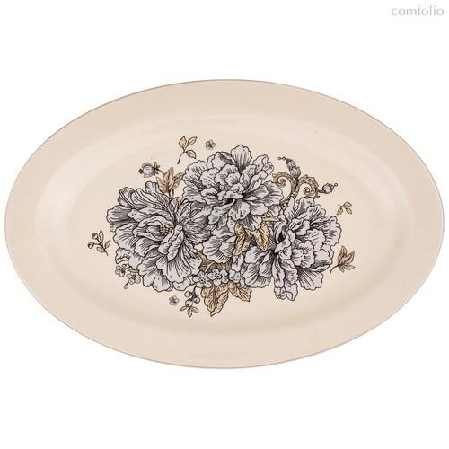 Блюдо Овальное Lefard Royal Garden 26,5x18 см - Shanshui Porcelain