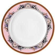 """Тарелка закусочная 22см """"Морские звезды"""" (розовая) - Rosenthal"""