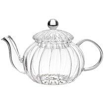 Чайник Заварочный Agness С Фильтром Из Нжс 600 Мл - Dalian