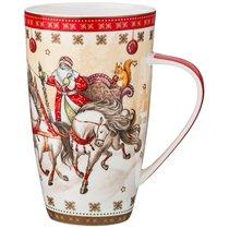 Кружка Lefard Тройка 600 мл - Shanshui Porcelain