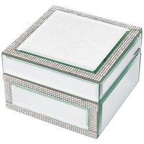Шкатулка Коллекция Lustre 12,5x12,5x8 см - Dalian