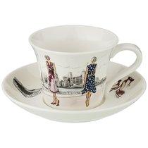 Чайный Набор На 1Пер. 2Пр. Fashion Queen 360 мл