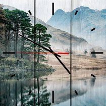 Озеро 30х30 см, 30x30 см - Dom Korleone