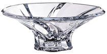 ФРУКТОВНИЦА OKLAHOMA ДИАМЕТР 30,5 см . ВЫСОТА 11 см ., цвет прозрачный - Aurum-Crystal