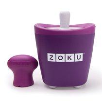 Набор для приготовления мороженого Single Quick Pop Maker фиолетовый - Zoku