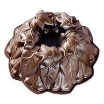 """Форма для выпечки кекса 3D Nordic Ware """"Листья"""" 2,2л, d25см, литой алюминий - Nordic Ware"""