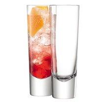 Набор из 2 высоких стаканов для коктейлей Bar 310 мл - LSA International