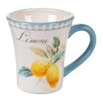 "Кружка Certified Int. ""Лимоны"" 410мл (Limone) - Certified International"