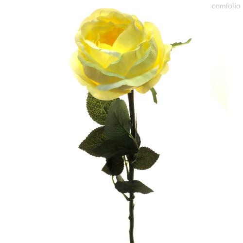 Роза Престиж шиповник желтая 68 см (24 шт.в упак.) - Top Art Studio
