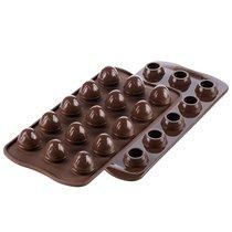 Форма для приготовления конфет Choco Drop силиконовая - Silikomart