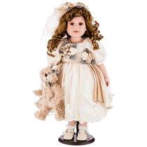 Кукла Фарфоровая Декоративная Высота 55см - Reinart Faelens