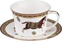 Чайный Набор Лошадь На 1 Персону 2 Пр. 270 мл - Kingensin Porcelain Industrial