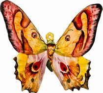 Панно Настенное Бабочка 22*20 см (Кор=1 шт. ) - Annaluma