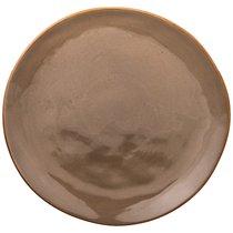 Тарелка Закусочная Concerto Диаметр 20,5 см Серый, цвет коричневый, 20 см - Hunan Huawei