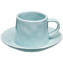 Чайная Пара На 1 Персону Concept 2 Пр. 200 Мл Голубой - Lianjun Ceramics