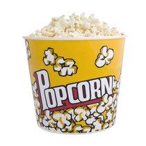 Стакан для попкорна Pop Corn 2.8л, цвет желтый - Balvi