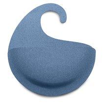 Органайзер для ванной SURF XL Organic синий - Koziol