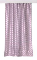 """Штора жаккард """"Exclusive rose"""", P118-2007/1, 145х270 см, цвет розовый, 145x270 - Altali"""