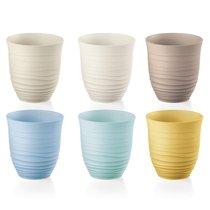 Набор из 6 стаканов Tierra 350 мл разноцветный - Guzzini