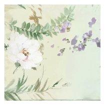 """Скатерть с рисунком """"Джорджия"""", P434-1910/2, 170х170 см, цвет оливковый - Altali"""