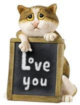 По уши влюбленный 9 см - Сomic Cats - Enesco