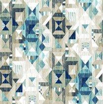 Ткань лонета Сириус ширина 280 см, 3039/2, цвет голубой - Altali