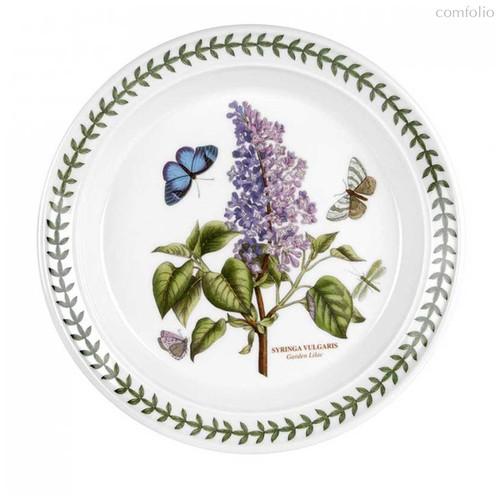 """Тарелка закусочная Portmeirion """"Ботанический сад. Сирень"""" 20см - Portmeirion"""