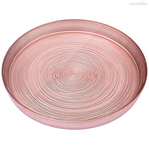 Тарелка Miracle Dust Rose Высокий Борт 16 см Без Упаковки - Akcam