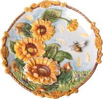 Тарелка Настенная Декоративная Диаметр 21 см - Hebei Grinding Wheel Factory