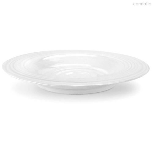 """Тарелка суповая Portmeirion """"Софи Конран для Портмерион"""" 25см (белая) - Portmeirion"""