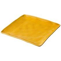 Тарелка Закусочная Квадратная Concept 18x18 См Желтый - Lianjun Ceramics