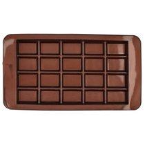 Набор форм для шоколадных конфет и пралине Birkmann Бар 21,5x11,7см, 2 шт (40 конфет)