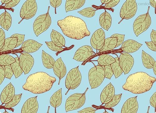 Доска разделочная стеклянная Лимонный Сад 40х30 см - Top Art Studio