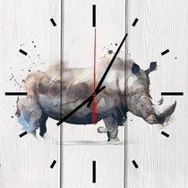 Носорог 30х30 см, 30x30 см - Dom Korleone