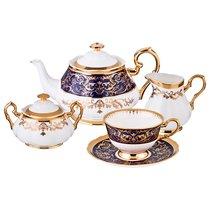 Чайный сервиз Clarice на 12 персон 15 Пр. 850/220/220/250 мл - Jeremy s. r. o.