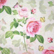 Ткань лонета Садовый аромат ширина 280 см, 2006/1, цвет разноцветный - Altali