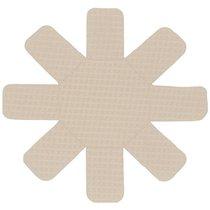 Набор из 2 ковриков защитных для антипригарного покрытия, дымчатый - Harman