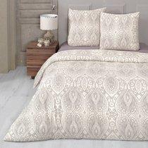 Постельное белье Karna Flowen, 1.5-спальный - Bilge Tekstil