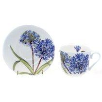 Чайная пара для завтрака Агапантус 500 мл - Roy Kirkham