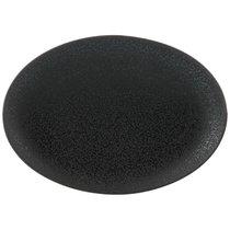 Тарелка Midnight Овальная 30,5x22 см 4 шт. - Porcelain Manufacturing Factory