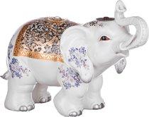 Фигурка-Слон Белый Целомудрие 41x18 См Высота 28 См - Hong Kong Po Leet Co