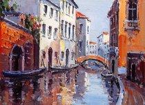 Подставки на пробке Венеция 40х29 см(4шт) - Top Art Studio
