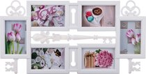 Фоторамка-Коллаж 60x30x2 см На 6 Фото 15x10/10x15 см - Polite Crafts&Gifts