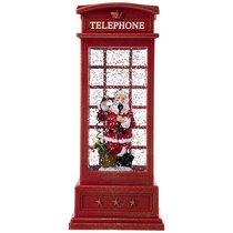 Фигурка с Led-Подсветкой Телефон 10,5x10,5x25 см - Comego