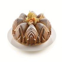 Форма для приготовления пирогов и кексов Cathedral 22 х 10 см силиконовая - Silikomart